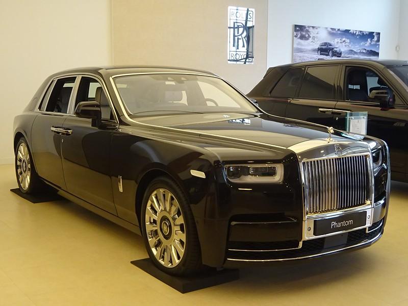 2020 Rolls-Royce Phantom VIII