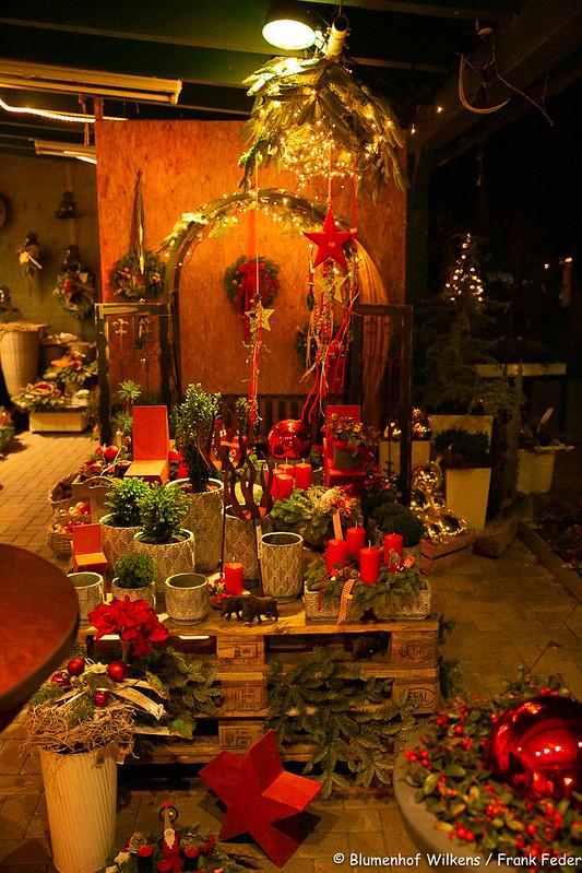 Weihnachten Blumenhof Wilkens 2018 11 16 0058