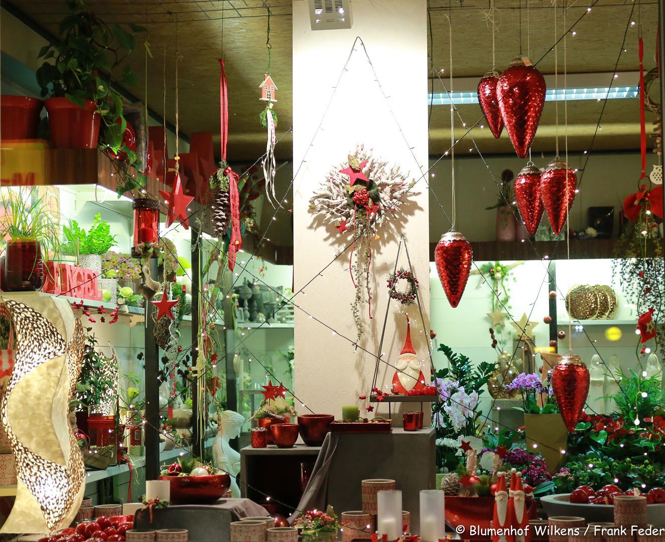 Weihnachten Blumenhof Wilkens 2017 11 17 0048