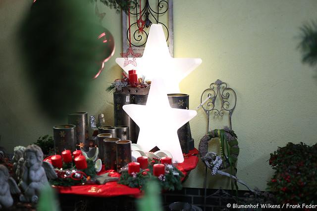 Weihnachten Blumenhof Wilkens 2016 11 10 0017