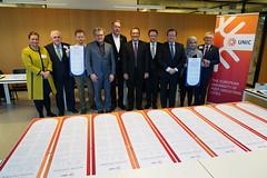 05/02/2020 - Ocho universidades europeas, entre ellas Deusto, lanzan el proyecto de Universidad Europea-UNIC