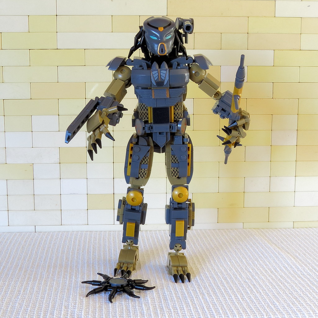 Predator Teile
