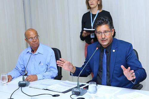 1ª Reunião Ordinária - Comissão de Desenvolvimento Econômico, Transporte e Sistema Viário