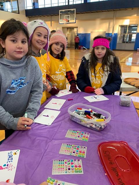 William Floyd Elementary Girls on the Run