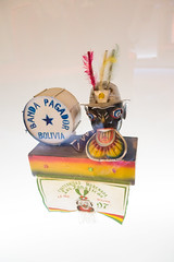 Bolivian souvenir
