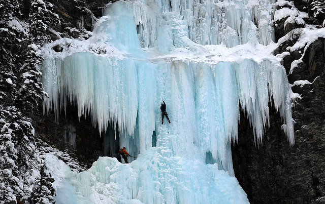 Climbing the Icicles