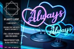 Astara - Always Lamp