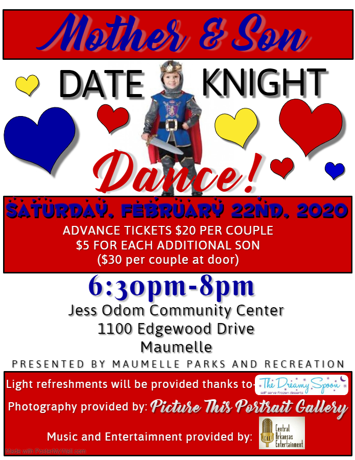 DATE KNIGHT DANCE 2020