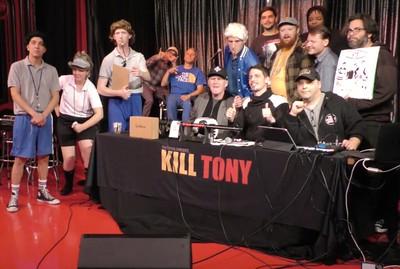 KILL TONY #434