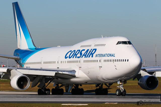 F-HSUN 747 Corsair International