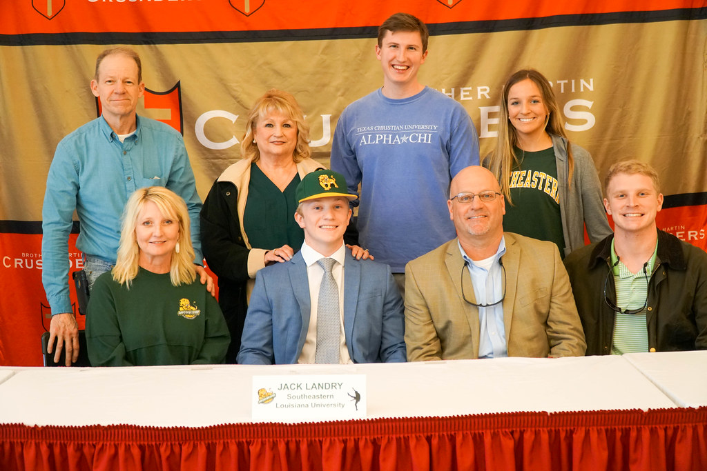 2020 Winter Signing Day