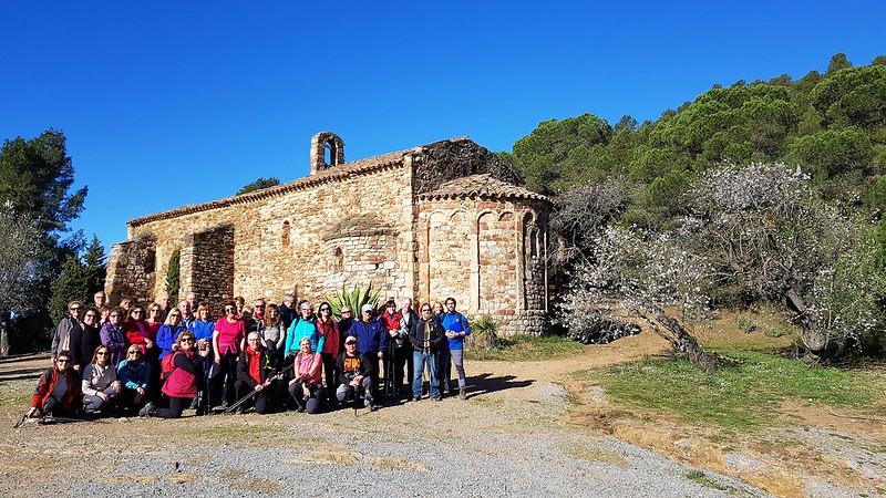 El Papiol i el Puig Madrona
