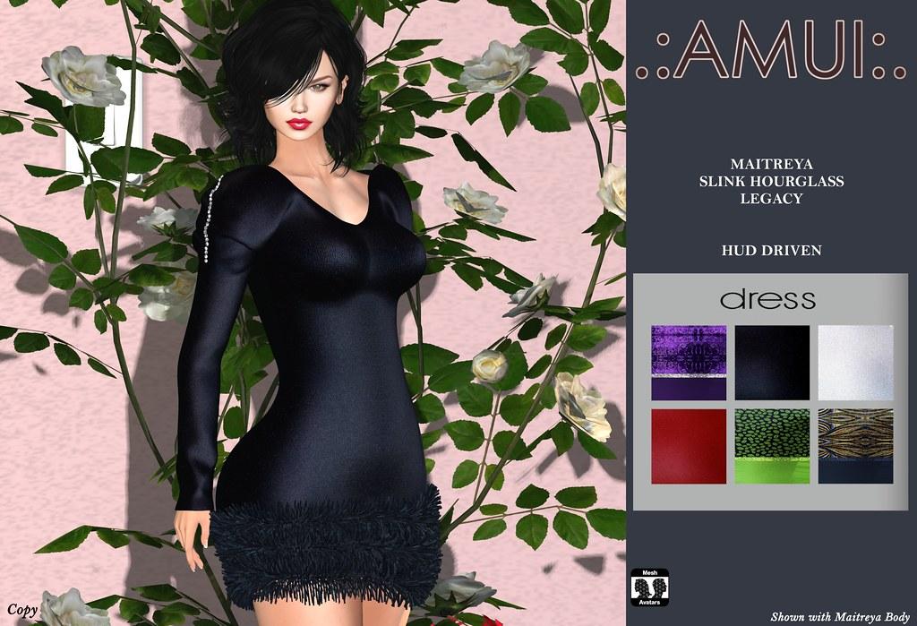 """.:AMUI:. """"Yamila"""" Dress"""