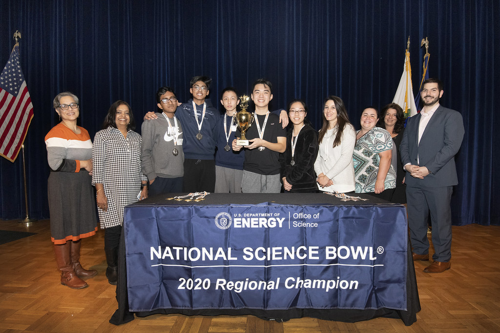 Great Neck South Wins Long Island Regional Science Bowls
