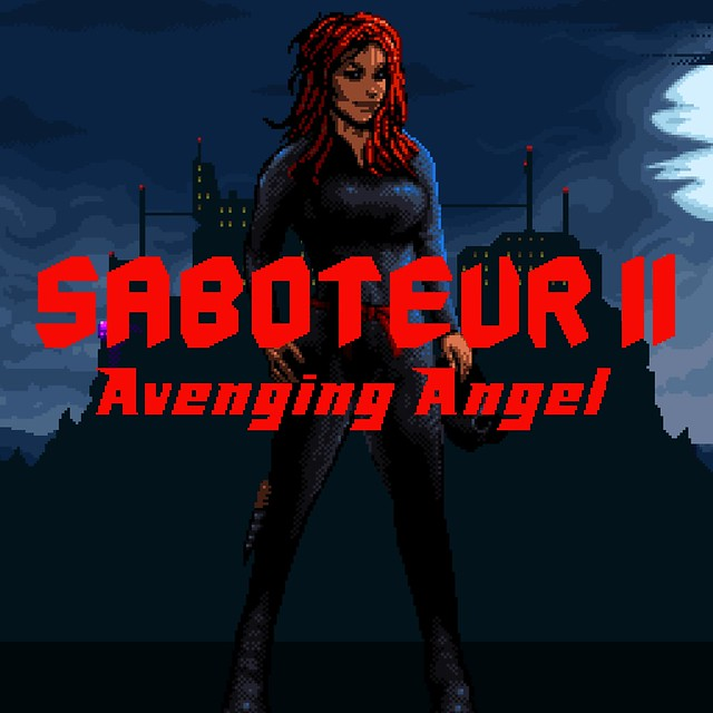 Saboteur II Avenging Angel