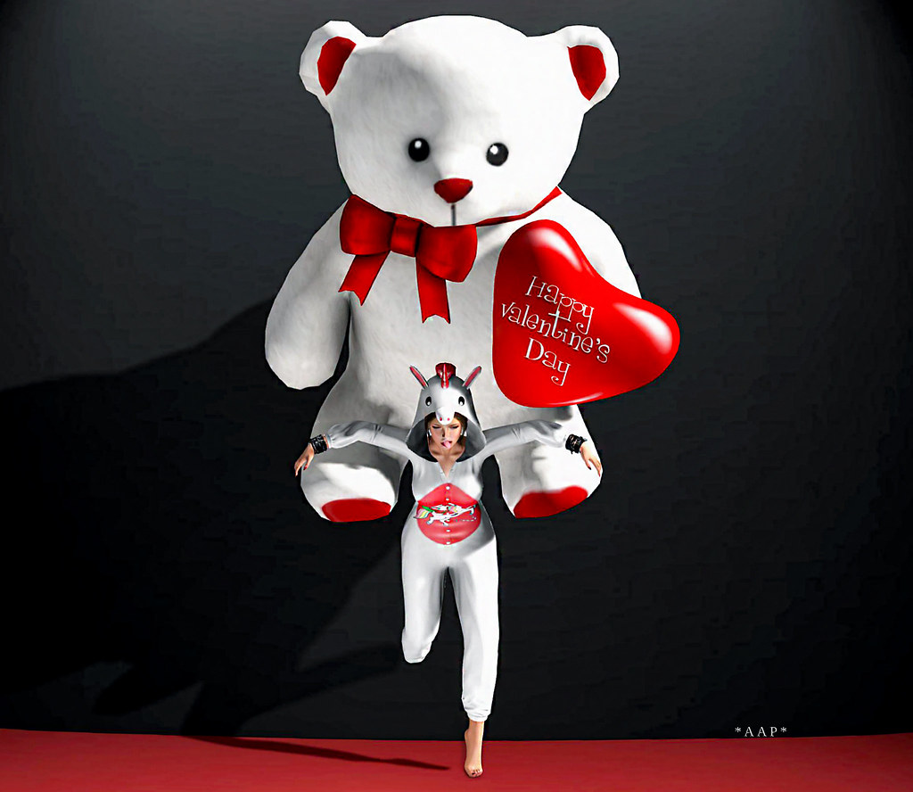 NEW Pose: Special Valentine's Day *AAP* Happy Valentine's Day III… (F)