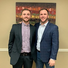Join us in congratulating Cole on his promotion in our office! We are proud of his accomplishment and can't wait to watch him rock his new role! :tada::raised_hands: • • • • • #capereserve #nashville #success #goals #entrepreneur #motivation #promo #promo
