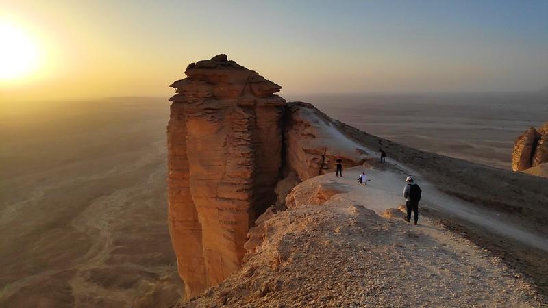 Arabia Saudita en Enero 2020