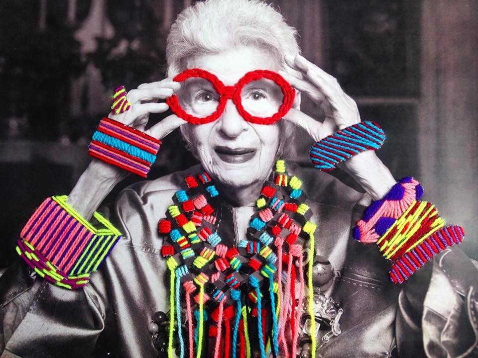 Iris Apfel - Is Vintage Secondhand?