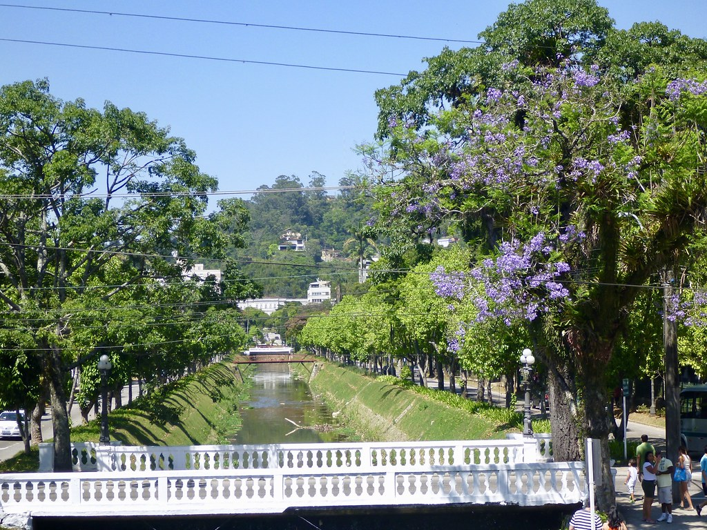 Canal in Petropolis