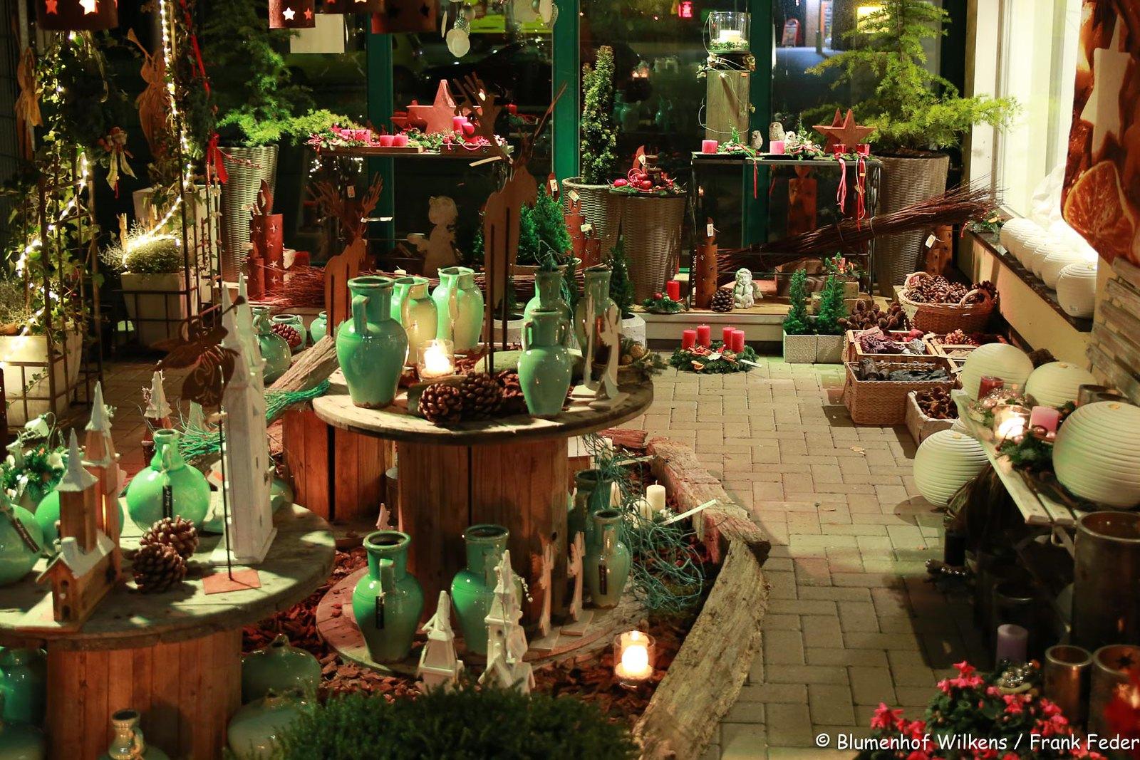 Weihnachten Blumenhof Wilkens 2017 11 17 0036