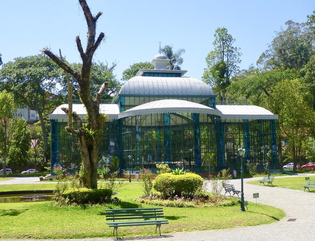 Crystal Palace, Petropolis Brazil