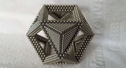 Stellated Cuboctahedron