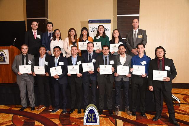 Annual Career Fair & Student Scholarship Awards Night - February 5, 2020