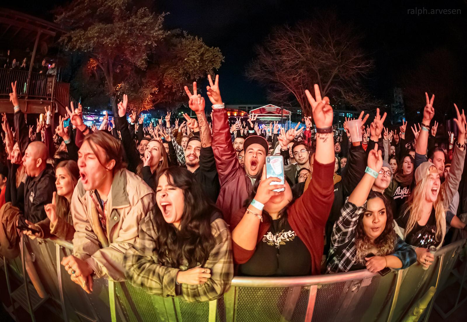 Atmosphere | Texas Review | Ralph Arvesen