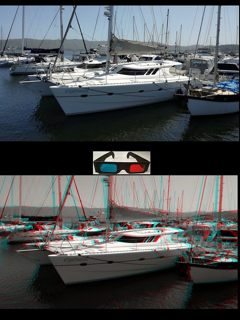 Dual option..Camera ; Anaglyph (1 of 3)