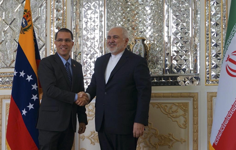 Cancilleres de Venezuela e Irán fortalecen relaciones diplomáticas durante encuentro en Teherán