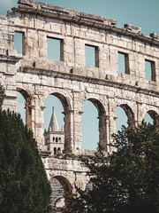Pula Colosseum - Croatia