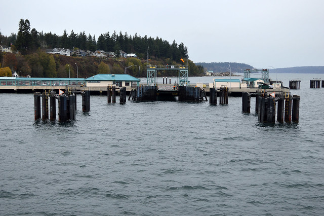 SR 525 @ Clinton Dock