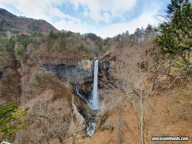 nikko kegon falls view