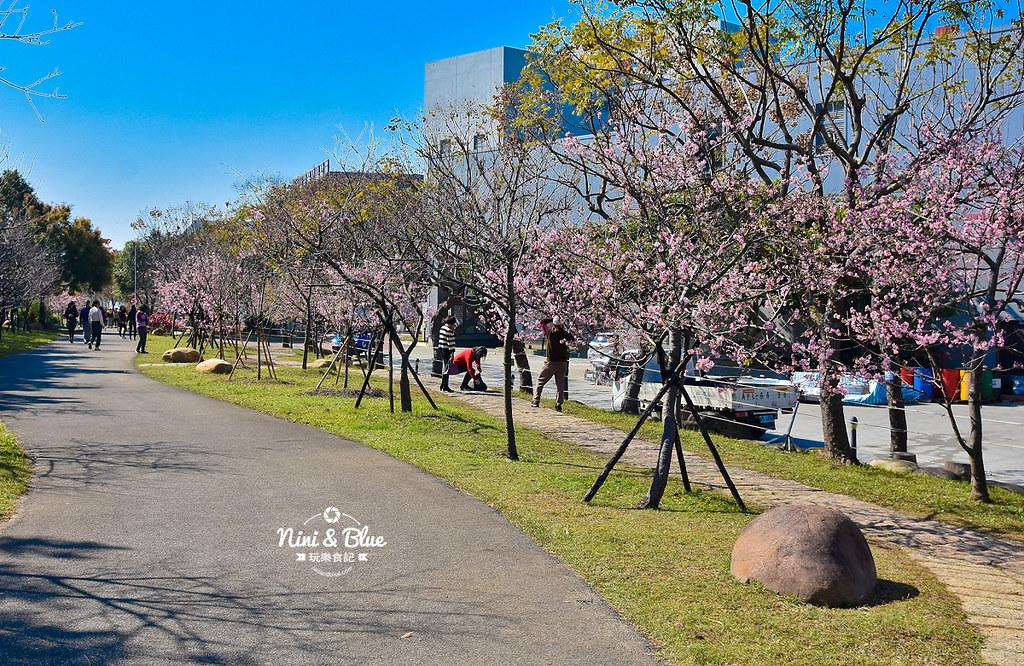 中科崴立櫻花公園202003