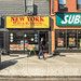 FY Ink Tattoos, 522 Queen St. W. at Ryerson Ave., Toronto, Canada, 3.32 PM, 9 Oct. 2018 (Panorama 1x4)