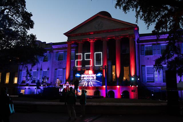 College of Charleston's 250 anniversary