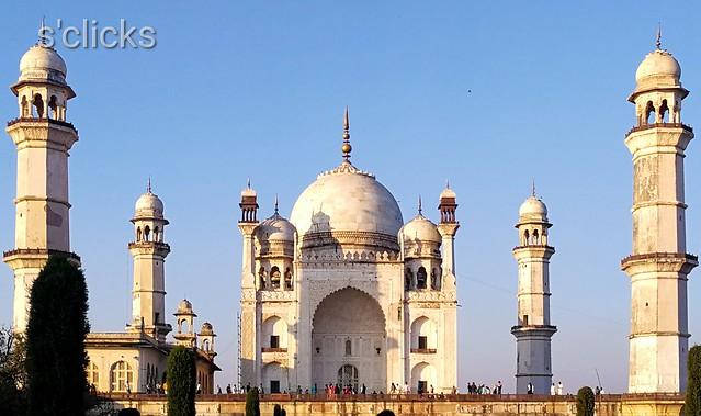Bibi Ka maqbara (Taj of the Deccan)