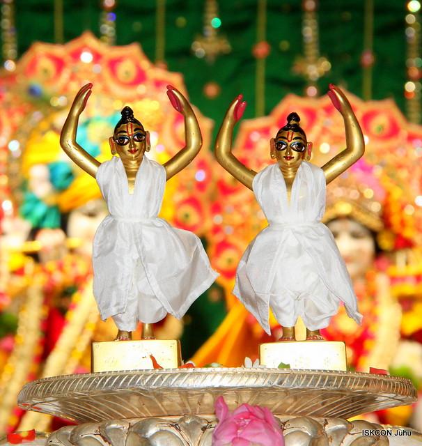 ISKCON Juhu Nityananda trayodashi Maha Abhishek Darshan 7th Feb 2020
