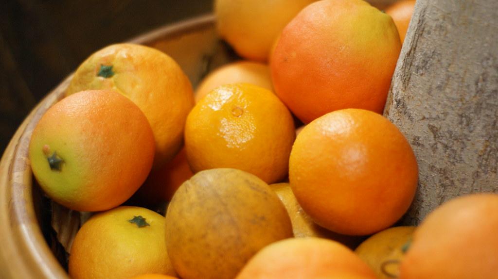 陶斯松常用於柑橘等作物。圖片來源:Ryan Basilio(CC BY 2.0)