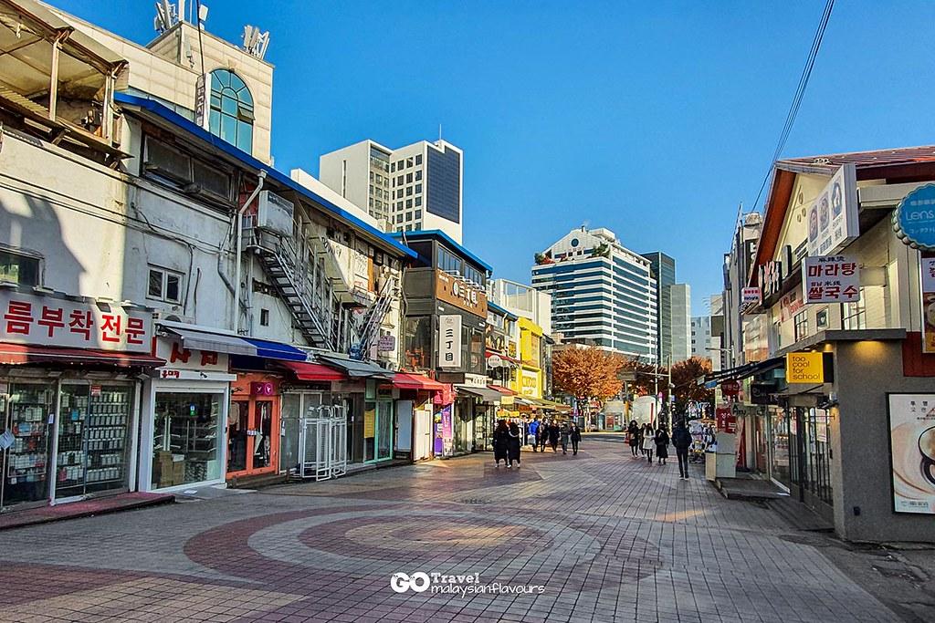 hongdae-street