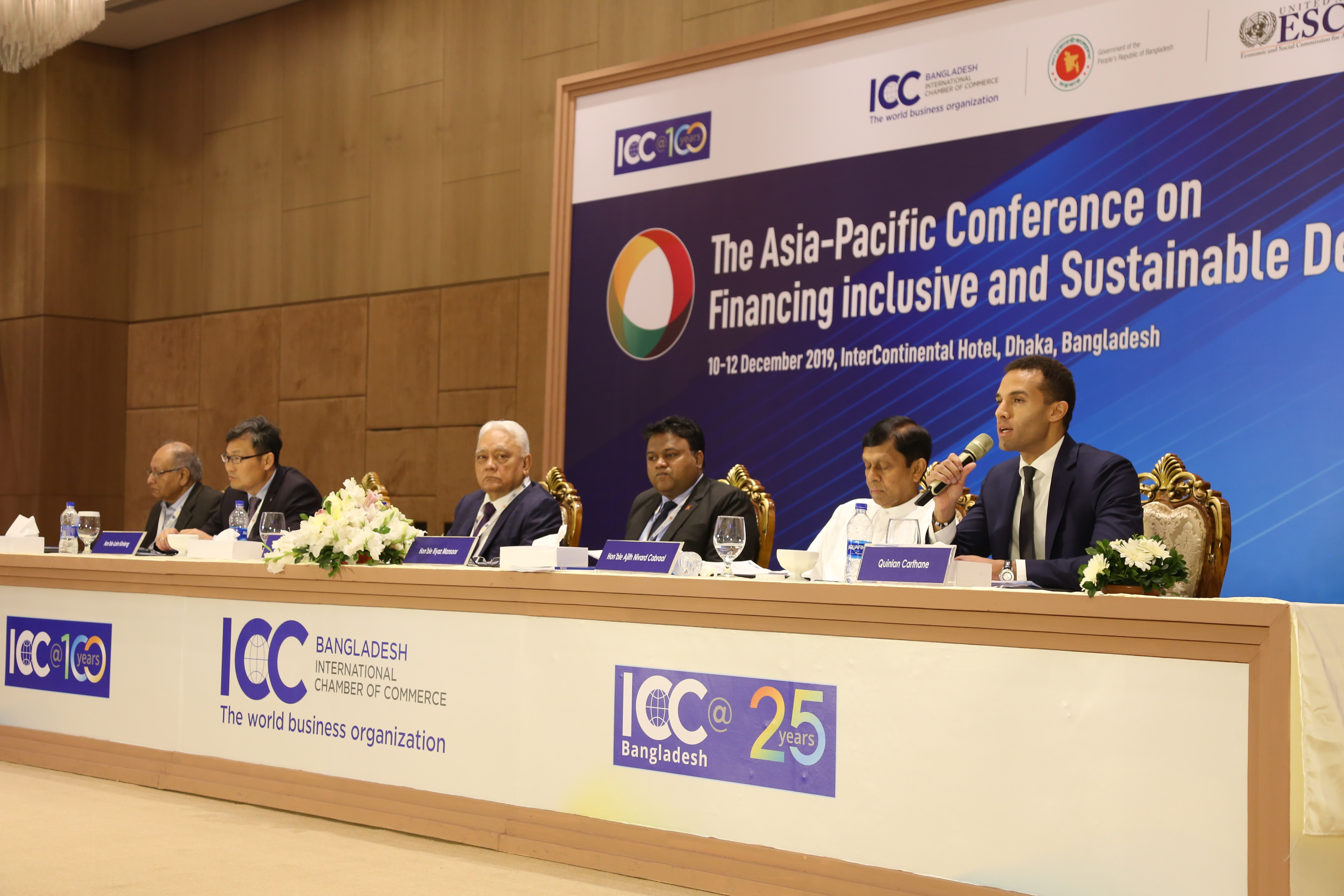 Asia-Pacific Conference on Financing for Inclusive and Sustainable Development