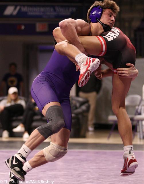 149-Zach Scott (MSUM) pinned No. 3 Kyle Rathman, 6:12 - 200206mb0035