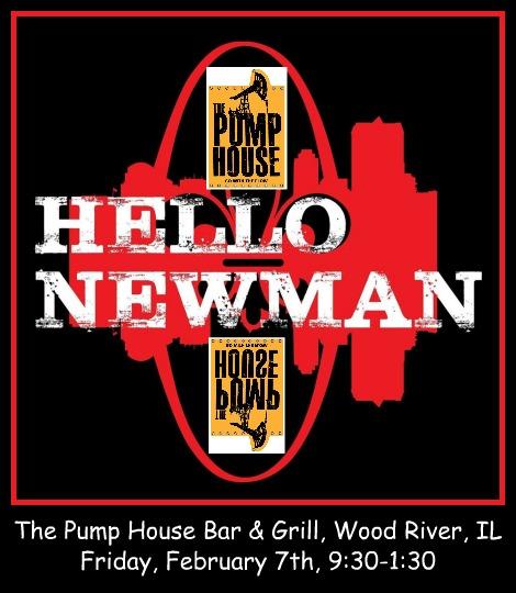Hello Newman 2-7-20