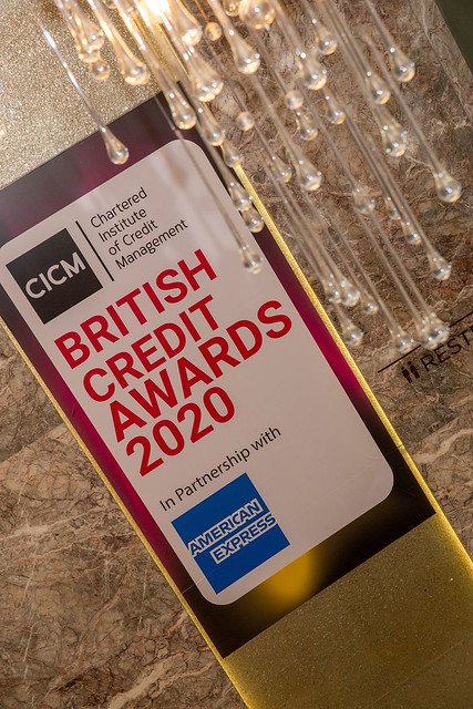 CICM British Credit Awards 2020