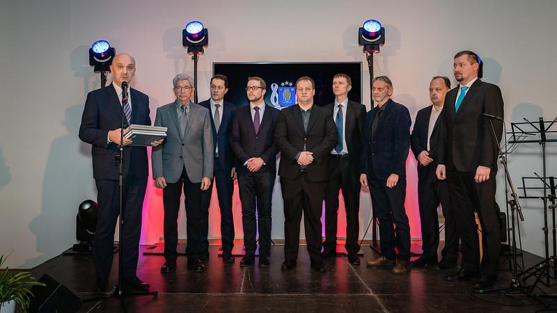 Latvijas Zinātņu akadēmija apbalvo Latvijas zinātniekus par sasniegumiem