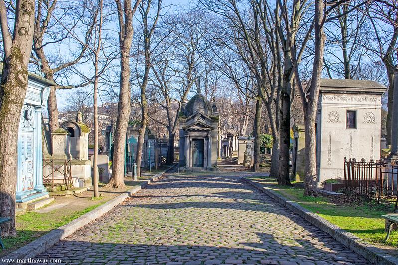 Cosa vedere a Parigi: Cimitero di Montmartre