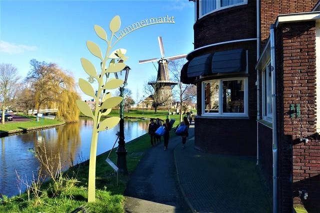 Lammermarkt te Leiden