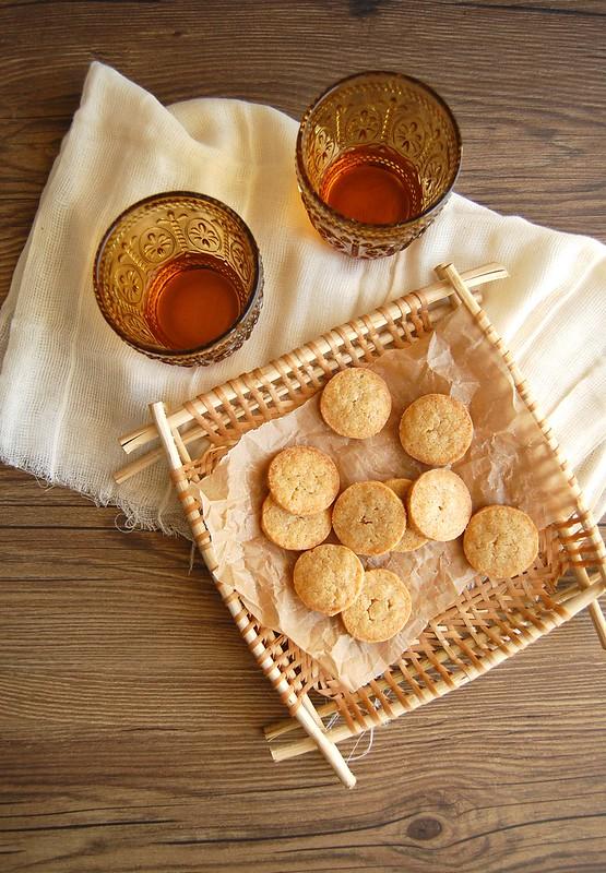 Biscoitinhos de queijo Canastra e páprica