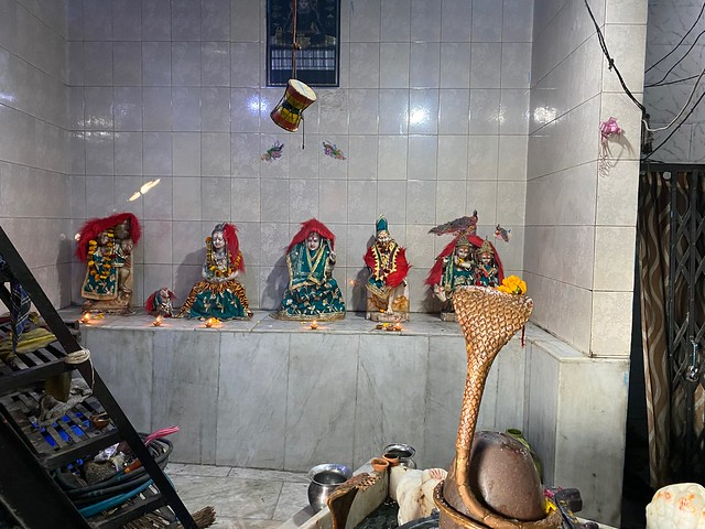 City Faith - Shiv Hanuman Temple, Daryaganj